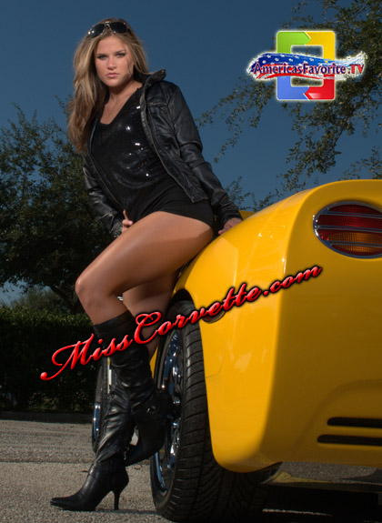 Miss Corvette Contest